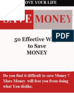 50 Effective Ways to Save Money.1