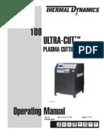 0-4748 Ultra-Cut 100 Operator's Manual