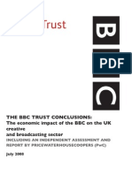 Economic Impact of Bbc