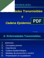 Epidemiologia Cadena Epidemiologica