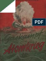 Vom Gaskampf zum Atomkrieg - Rudolf Hanslian