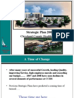 2009 Strategic Plan Presentation Final2