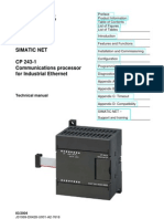 CP 243-1 Communications Processor for Industrial Ethernet Www.otomasyonegitimi.com