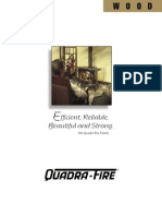 Quadra Fire Wood Stoves
