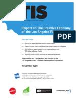 Creative Economy 2009 Report