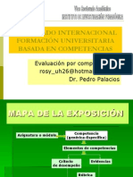 Evaluacion Por Competencias Pedro