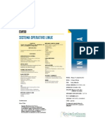 Plegable Sistema Operativo Linux