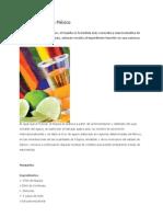 El tequila sabor a México