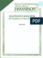 Rachmaninoff Rapshody on a Theme of Paganini0001