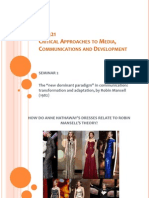 Presentation Critical Approaches Final