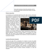 HISTORIA DE LOS PROCESOS DE FABRICACIÓN
