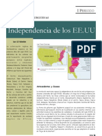 La Independencias de Los EEUU
