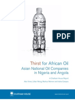 80761211 Thirst for African Oil