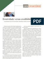 Ab'Saber Erosividade Versus Erodibilidade (Do Livrao)