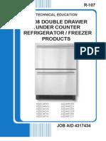 Winnebago Catalog | Refrigerator | Thermostat on