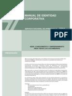 Manual de Identidad Corporativa 2010
