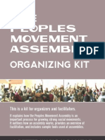 Peoples Movement Assembly Organizing Kit #MustSeeDocs