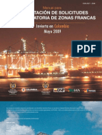 Manual Zonas Francas