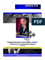AKELYS - Programme 12-3 Regulier