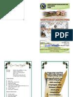 Buku Program Majlis Anugerah Pibg 2012