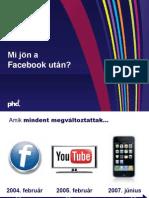 Mi jön a Facebook után?