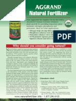 Aggrand Fertilizer