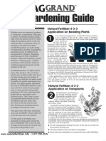Aggrand Gardening Guide