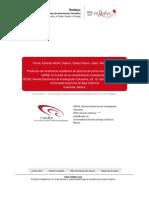 Rendimiento Academico (Estudio de Variables)