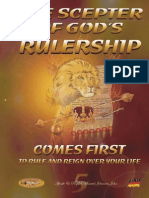 5e The Scepter of Gods Rulership comes first to you! - Updated - New Cover and a revision