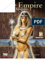 Avalanche Press - Nile Empire - War in Heliopolis by Azamor