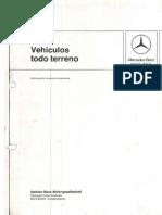 Manual Taller Mercedes G w460