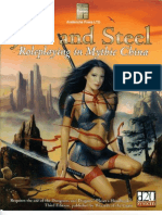 Avalanche Press - Jade and Steel - Roleplaying in Mythic China by Azamor