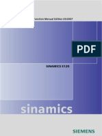 SINAMICS S120 Function Manual Edition 03 2007 Www.otomasyonegitimi.com