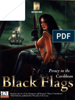 Avalanche Press - Black Flags - Piracy in the Caribbean by Azamor