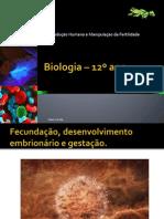 Biologia – 12º Ano o
