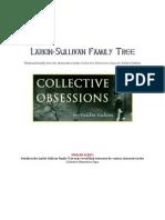 Larkin-Sullivan Family Tree (detailed)