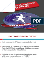 Challenges to Indian Economy