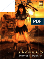 Avalanche Press - Aztecs - Empire of the Dying Sun by Azamor