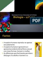 Biologia – 12º Ano Apresentação 3 nese
