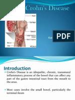Chron's Disease Report