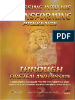 2e - Pressing into His Transforming precense - A completely New Cover and Revised version.