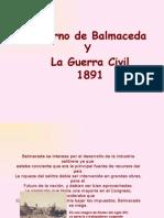 Guerra Civil de 1891