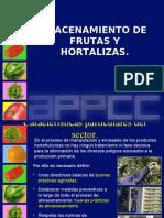 Diapositivas de Almacenamiento de Frutas y Hortalizas