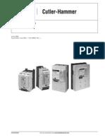 IT S80Soft Starter User Manual