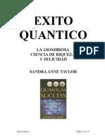 Taylor Sandra Anne - Exito Cuantico v1