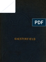 Lord Chesterfield's Advice to His Son