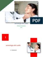 Semiologia de Cuello