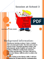 PPT for Repeated Reading