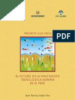 Libro QuoVadis_El Futuro de La Iinnovacion_Incagro_Javier R-G