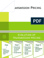 Transmission Pricing